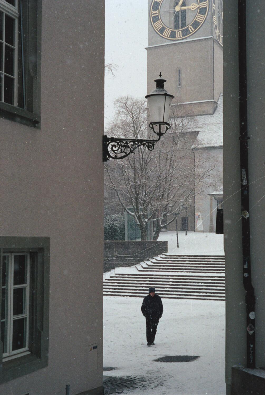 Zurich Snow I