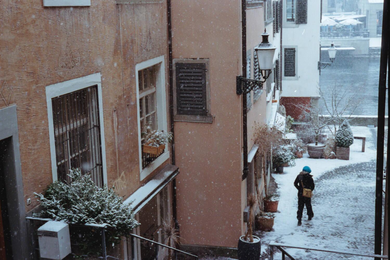 Zurich Snow II