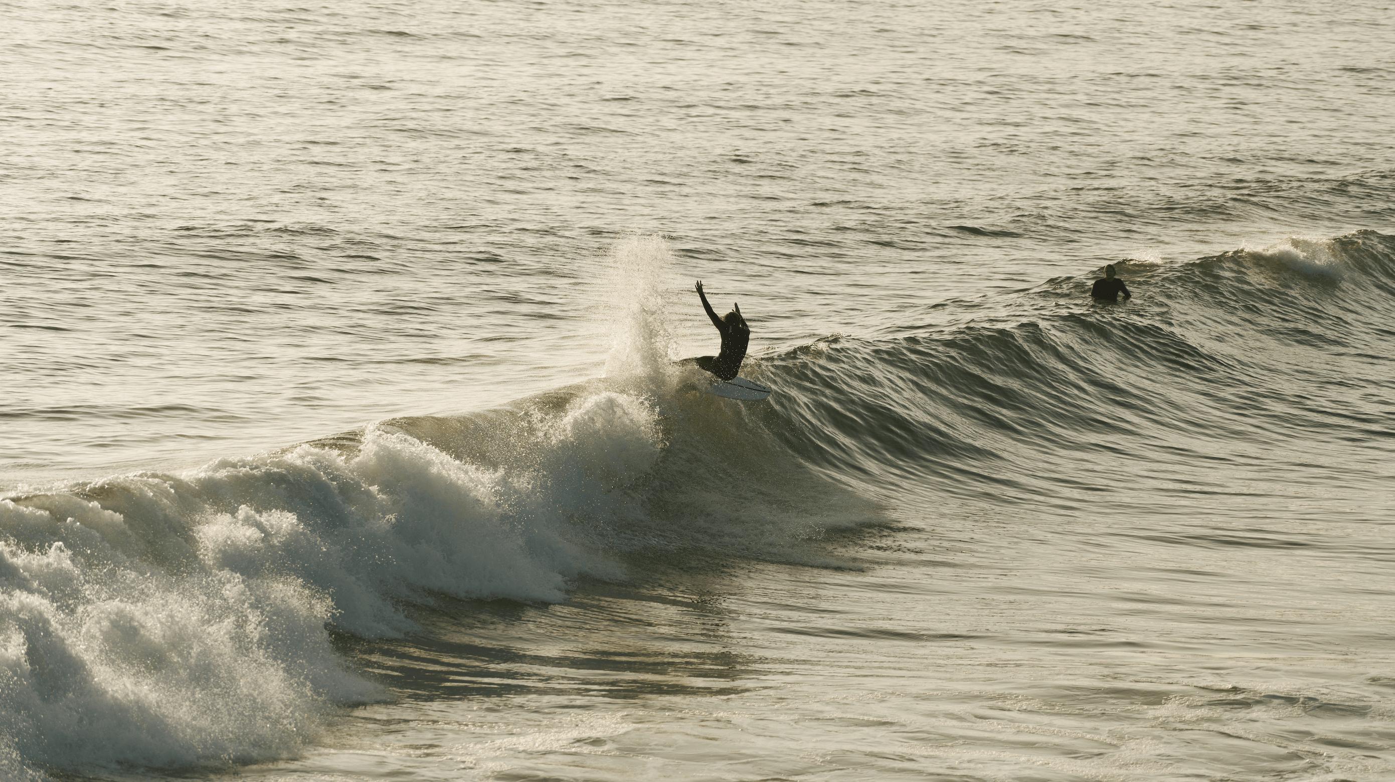 Surfer in Pismo Beach II